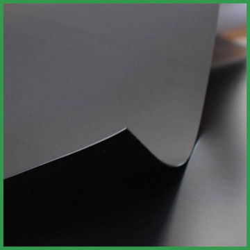 Zwart HDPE 1,5 mm Geomembraan