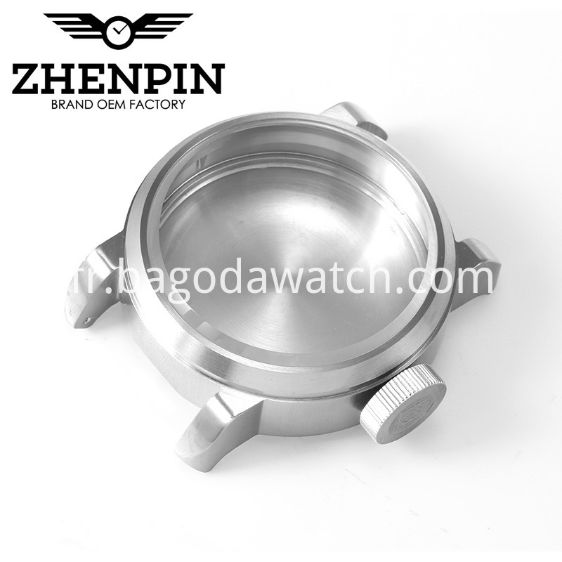 Stainless Steel Watch Case