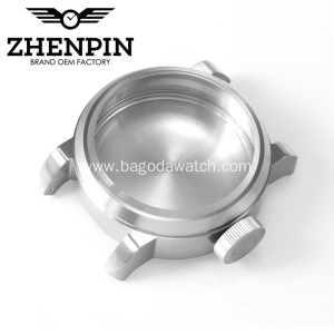 316L large size stainless steel watch case
