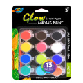 Glow in the dark pigment with high quality