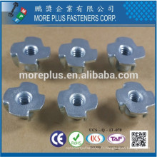 Made in Taiwan M6 Outils manuels et machine d'insertion Rond Base Rivet T-Nuts