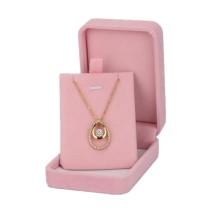 Pink Velvet Jewelry Gift Box Wholesale