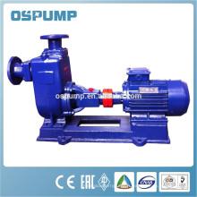 Pompe submersible centrifuge électrique d'eaux d'égout