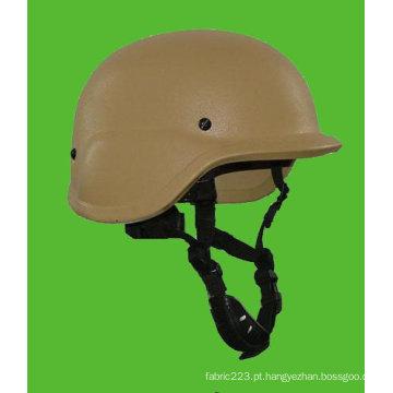 NIJ Iiia capacete à prova de balas para o exército