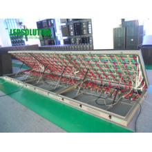 Telão LED de serviço frontal (LS-O-P12-CF)