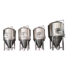 Cooling Jacket Conical Fermentation Tank Stainless Steel 4000L Beer Fermenter Fermenting Tank