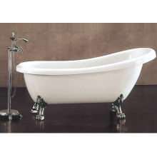Cupc, CE Acrylic Classical Clawfoot Bathtubs