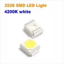 Warna Putih Hangat 3528 SMD LED Light