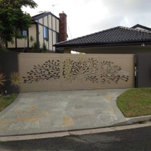 Laser Cut Gates and Fencing