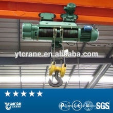 colorful and High Quality 1t MD1 Electric Hoist Promotion