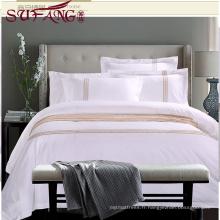 Fournisseur de linge de literie à la maison de haute qualité d'hôtel 100% Cotton60s / 40S / 80S