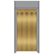 Ascensore / ascensore passeggeri decorazione, finitura a specchio, sollevare la decorazione