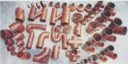 Cast iron soil pipe fittings