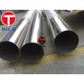 Seamless Ferritic/Austenitic Stainless Steel Pipe