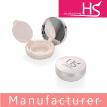 round cushion Foundation powder case