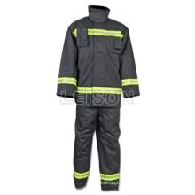 Anti-incendie costume avec retardateur de flamme
