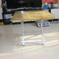 60-60 Садовый столик для напольного