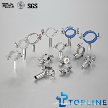 Sanitary Stainless Steel Pipe Clips