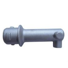 Pieza de fundición de arena prerevestida QT450-10 de hierro dúctil OEM