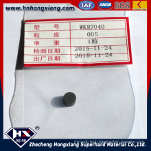 PCD Diamond Blanks for Wire Drawing Dies PCD
