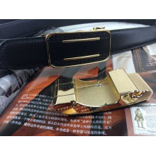 Leather Belts with Auto Buckle (HC-150810)