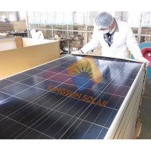 Painel solar poli de 195W com certificado completo