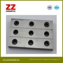De Zz Hardmetal herramientas de corte de carburo cementado