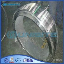 Custom steel pump liner design