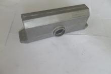 Type 500 door closer shell