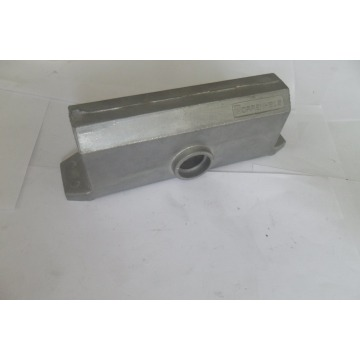 Type 500 door closer shell