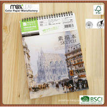 Promotional Artist Drawing Sketch Book for Student Gift