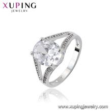 15727 xuping Schmuck China 5 Gramm Gold Design Zirkonia Ring