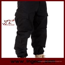 Calças de camuflagem militar de esportes ao ar livre para Airsoft tático Men′s calças