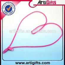 Ожерелье мода пластиковые молнии мужские