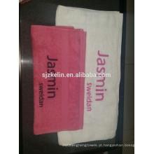 Toalhas de chá personalizadas com material 100% algodão