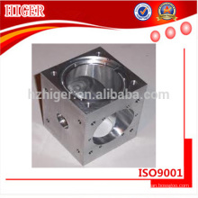 mecanizado de piezas de aluminio de la carcasa de arena