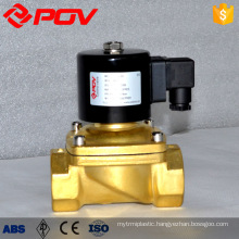 Normally closed high pressure miniature solenoid valve 220v ac