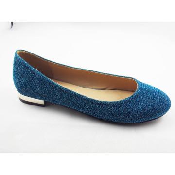 Neue Stil Frauen Kleid flache Schuhe (HCY03-120)