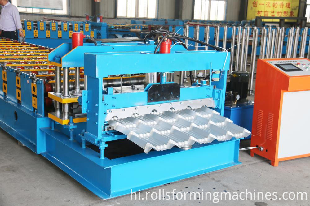 glazed tile making machine23