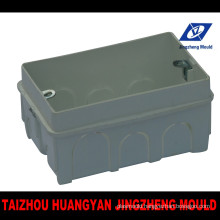PVC Electrical Box Fitting Injection Mould