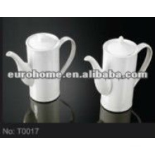 High quality Porcelain coffee/milk pot (NO. T0017)