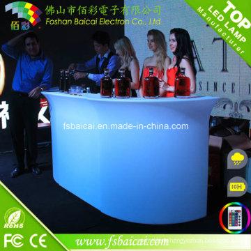 Tableau de barre de LED / compteur de barre de LED / meubles de barre de LED