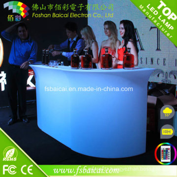 LED Bar Table/ LED Bar Counter/LED Bar Furniture