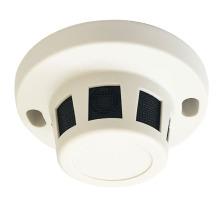 smoke detector well hidden wireless WIFI  spy camera