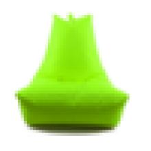 Jolie design beanbag canapé beanbag chaise poignet poêle extérieur