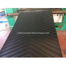 non-slip chevron conveyor belt