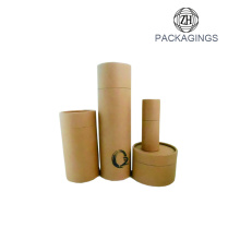 Decorative paper wine tubes/wine cardboard tube