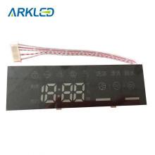 módulo LED de colores para el control del horno