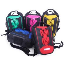 50L 500D PVC Sport Camping Rucksack wasserdichte trockene Taschen (YKY7302)