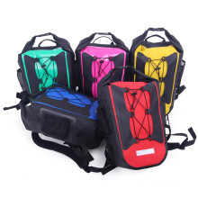 50L 500d PVC Sports Camping Backpack Waterproof Dry Bags (YKY7302)